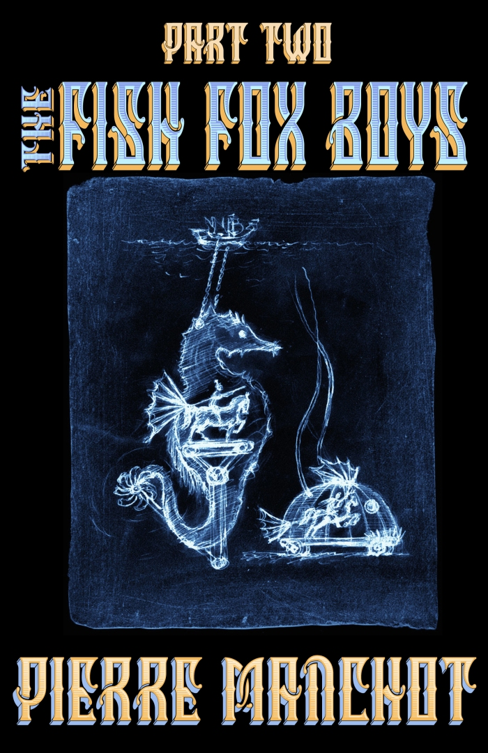 Book Release: Fish Fox Boys Part Two